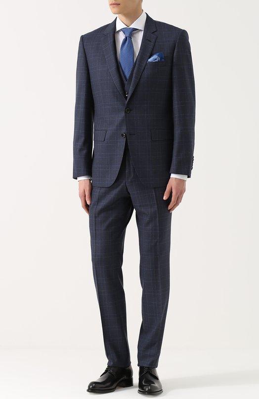Купить Шерстяной костюм-тройка BOSS Турция HE00370712 50370937