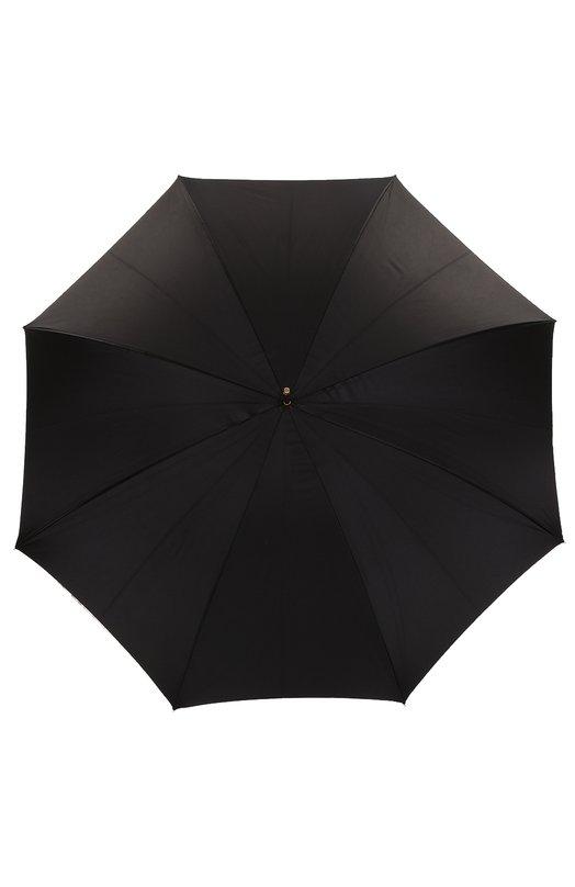 Зонт-трость с принтом Pasotti Ombrelli 189/RAS0 5F443/15