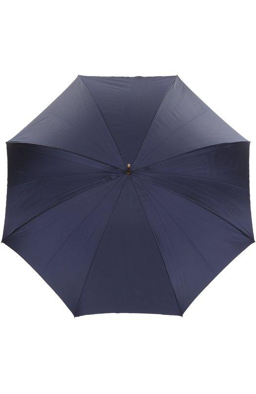 Зонт-трость с принтом Pasotti Ombrelli 189/RAS0 5V718/1