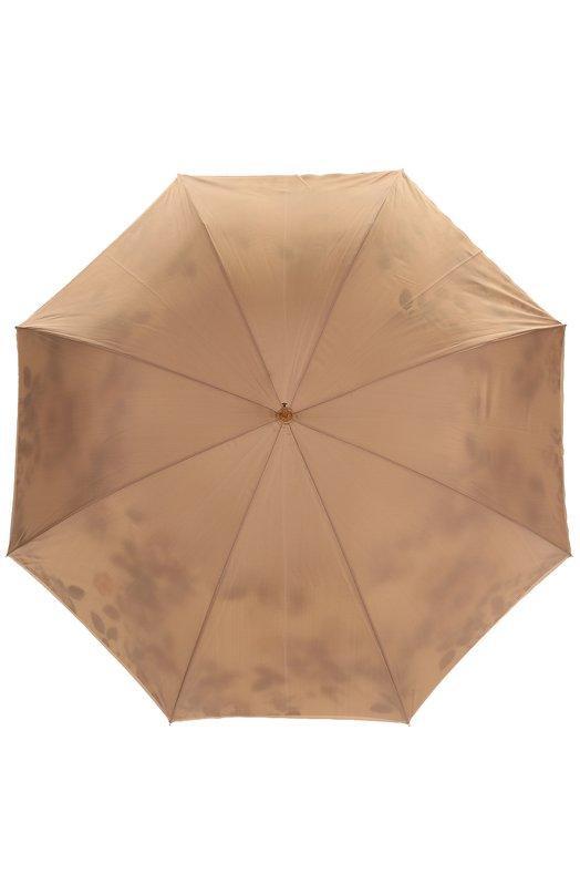 Зонт-трость с цветочным принтом Pasotti Ombrelli 189/RAS0 5W094/5