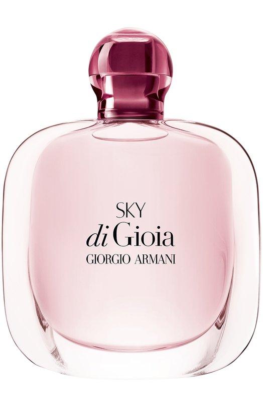 Купить Парфюмерная вода Sky Di Gioia Giorgio Armani, 3614271697011, Италия, Бесцветный