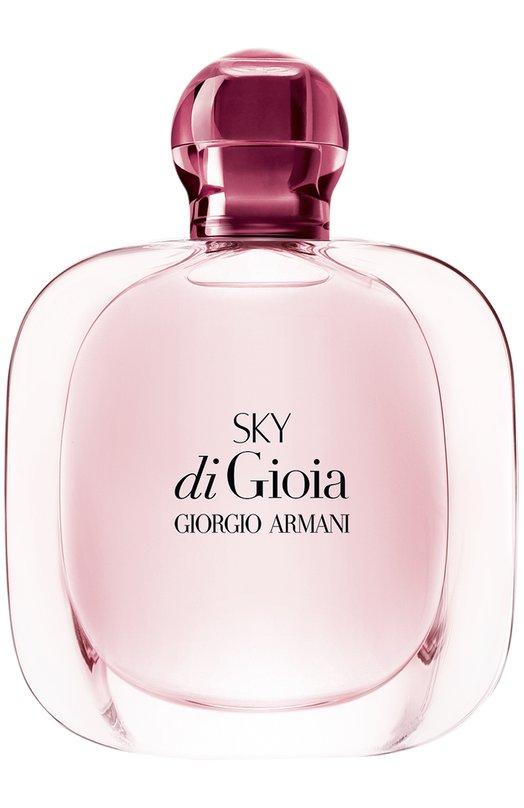 Купить Парфюмерная вода Sky Di Gioia Giorgio Armani, 3614271697004, Италия, Бесцветный