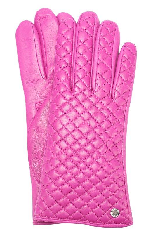 Кожаные перчатки Armani Collezioni 694127/7A203