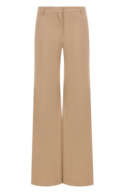 Расклешенные брюки со стрелками Burberry 4053372