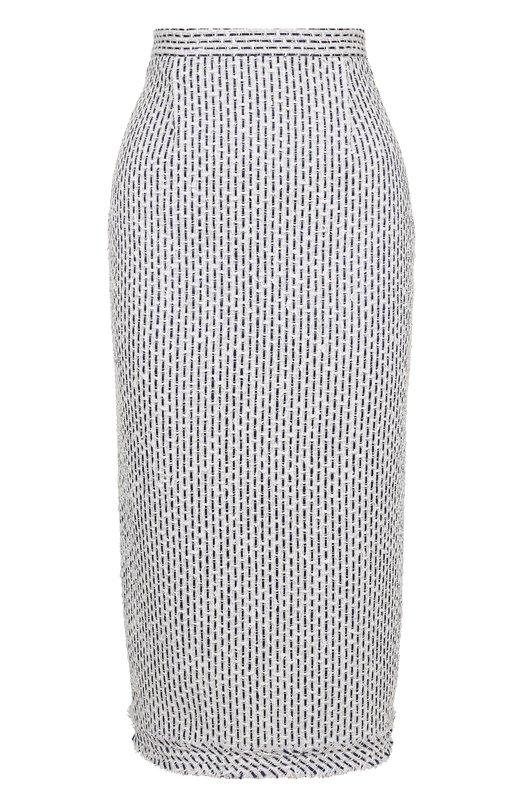 Буклированная юбка-карандаш Roland Mouret PS17/4141B/6452