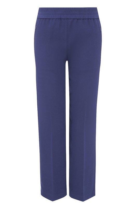 Укороченные брюки прямого кроя со стрелками Tory Burch 35586