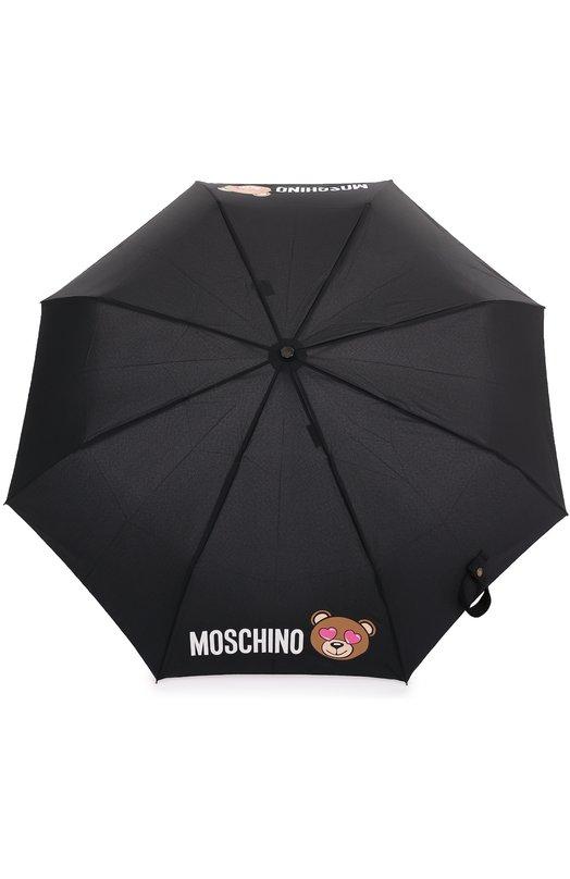 Складной зонт Moschino 8040-0PENCL0SE