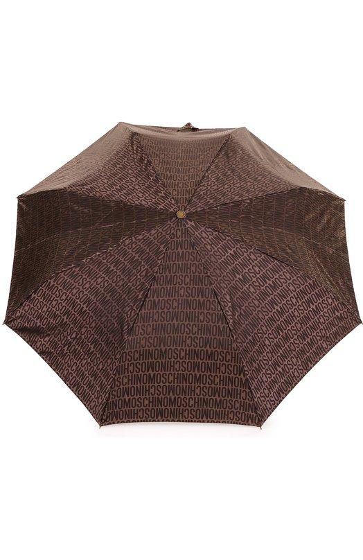 Складной зонт Moschino 8190-0PENCL0SE