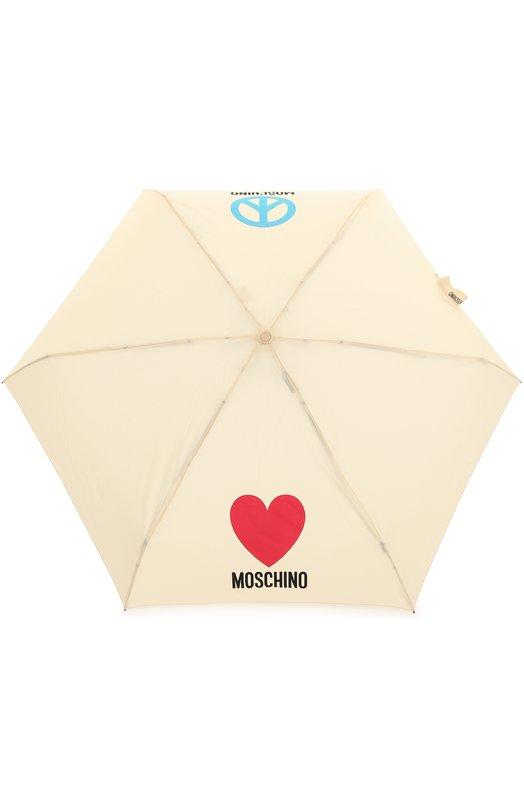 Складной зонт Moschino 8185-SUPERMINI