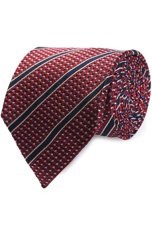 Купить Шелковый галстук Ermenegildo Zegna Италия 5176248 Z2W04/1XW