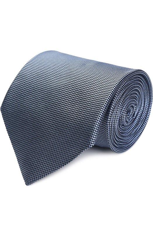 Купить Шелковый галстук Ermenegildo Zegna Италия 5176066 Z2D00/1XW