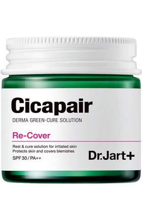 Восстанавливающий крем CiCapair Re-Cover SPF30/PA++ Dr.Jart+ | Фото №1