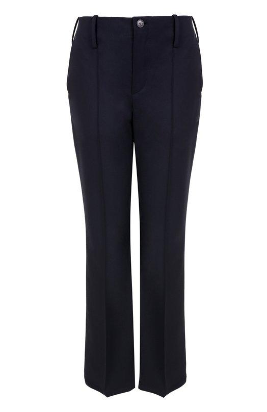 Укороченные расклешенные брюки со стрелками Balenciaga 457575/TUI03