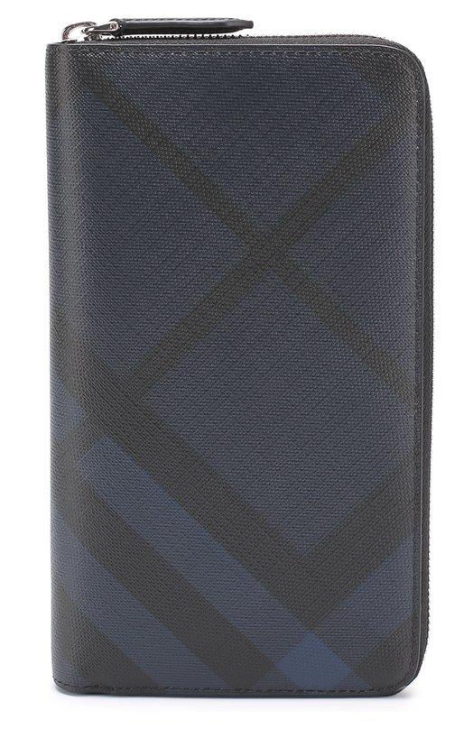 Портмоне на молнии с отдалением для монет Burberry 3996193