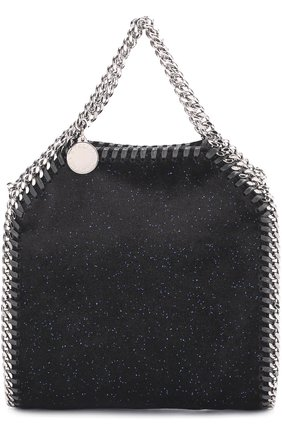 Сумка Falabella Stella McCartney черная | Фото №1