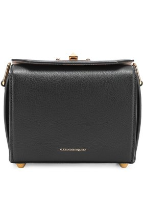 Сумка Box Bag Alexander McQueen черная | Фото №1