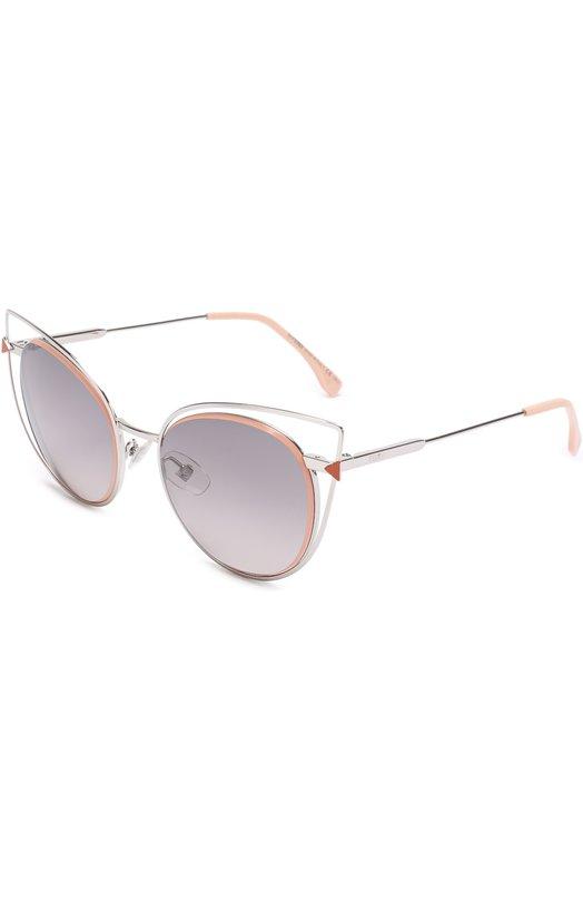 Купить Солнцезащитные очки Fendi, 0176 010, Италия, Персиковый