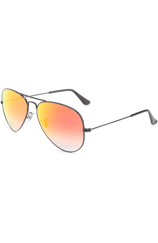 Купить Солнцезащитные очки Ray-Ban, 3025-002/4W, Италия, Оранжевый