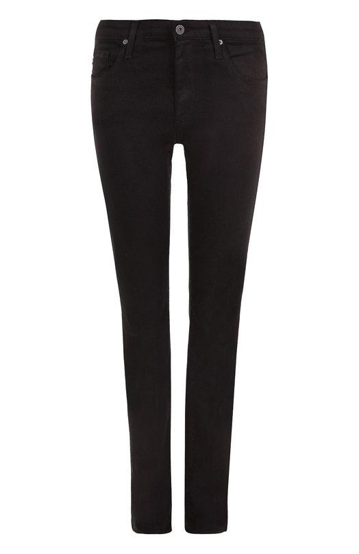 Однотонные джинсы прямого кроя Ag, Ag