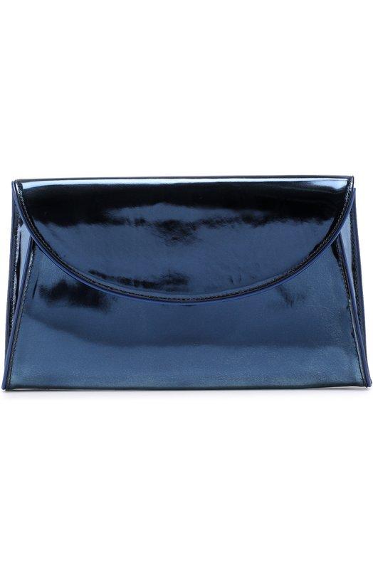 Купить Клатч из металлизированной кожи Diane Von Furstenberg Китай 5179748 10078ACC