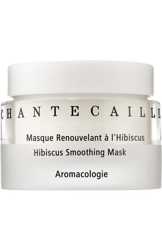 Купить Выравнивающая маска для лица с гибискусом Hibiscus Smoothing Mask Chantecaille, 656509704705, Франция, Бесцветный
