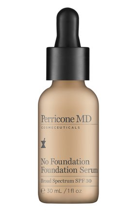 Тонирующая сыворотка No Foundation Foundation Serum Perricone MD | Фото №1