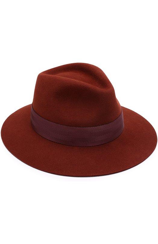 Фетровая шляпа Rico с лентой Maison Michel Maison Michel