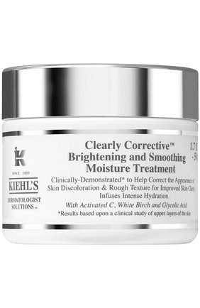 Крем для ровного тона лица Clearly Corrective Kiehl`s | Фото №1