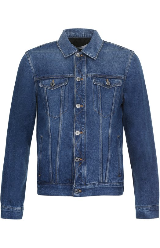 Джинсовая куртка на пуговицах Givenchy