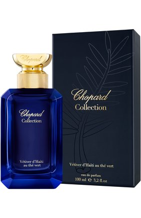 Парфюмерная вода Collection Vetiver d'Haiti au the vert Chopard | Фото №1