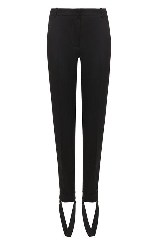 Купить Шерстяные брюки-скинни Carven Португалия 5183076 2050P215