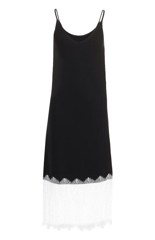 Купить Приталенное платье с кружевной отделкой Walk of Shame Россия HE00378567 DE012-PF17