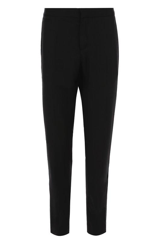 Купить Шерстяные брюки прямого кроя Ann Demeulemeester Португалия 5183734 1708-3410-164-099