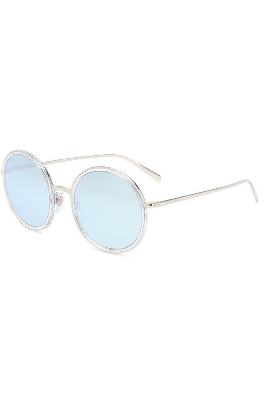 Купить Солнцезащитные очки Giorgio Armani, 6052-30156J, Италия, Серебряный