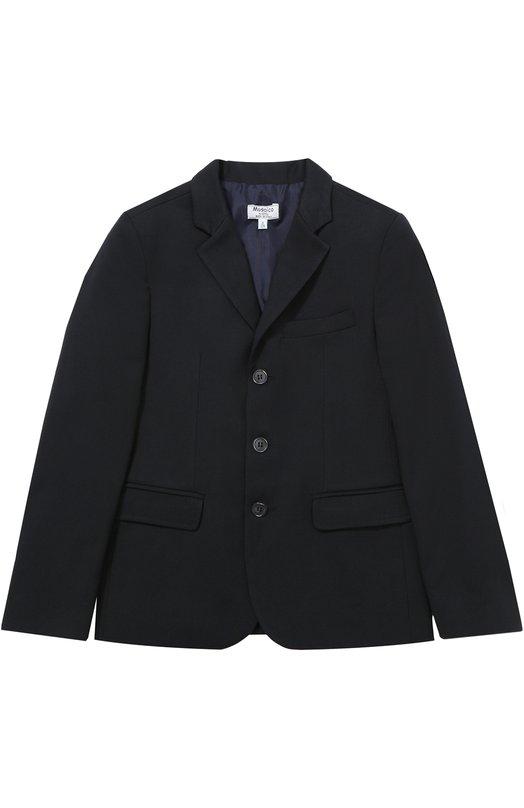 Однобортный пиджак Aletta