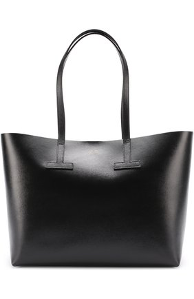 Сумка Small T Tote Tom Ford черная | Фото №1