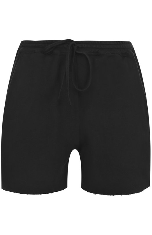 Хлопковые мини-шорты с карманами Roque Roque