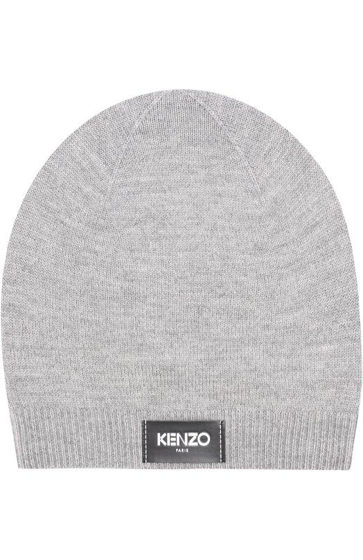Шерстяная шапка бини Kenzo