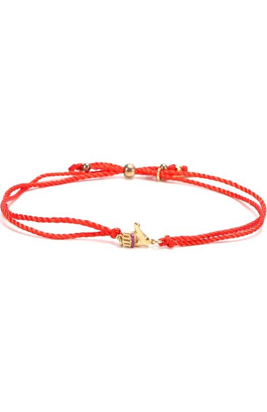 Купить Тканевый браслет с шармом Marc Jacobs Китай 5192195 M0012263/M