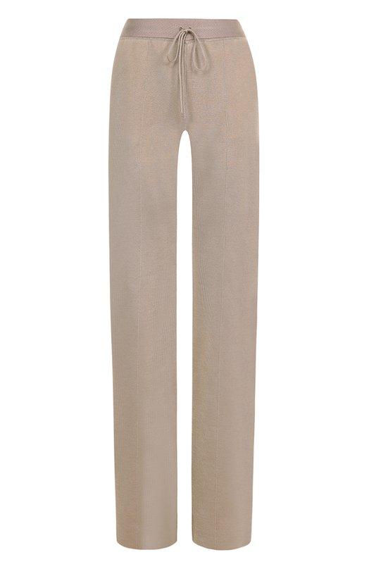 Купить Расклешенные брюки из смеси шерсти и шелка Bottega Veneta Италия 5187140 472191/V0LZ0