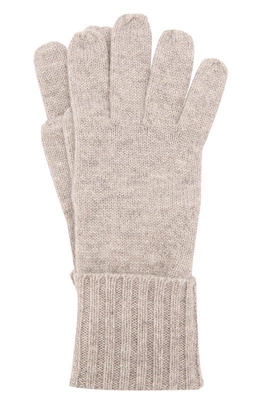 Купить Вязаные перчатки из смеси шерсти и кашемира Inverni Италия 4246879 2577GU