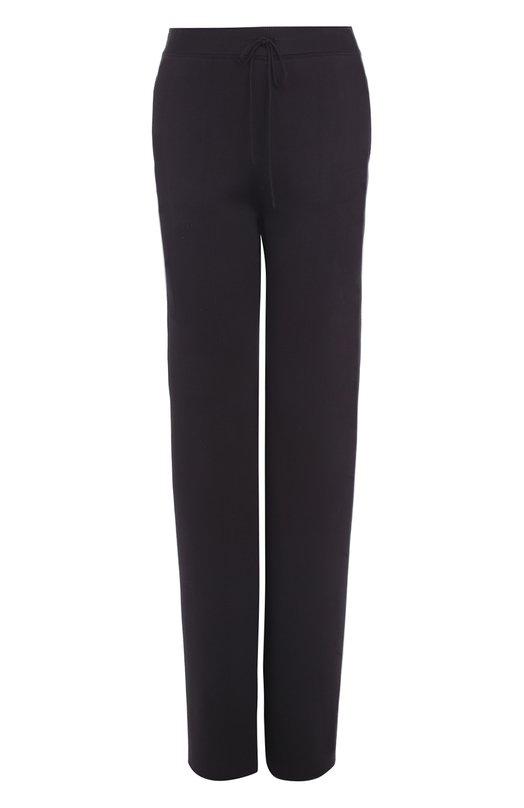 Расклешенные брюки из смеси шерсти и шелка Bottega Veneta Италия 5187140 472191/V0LZ0  - купить со скидкой