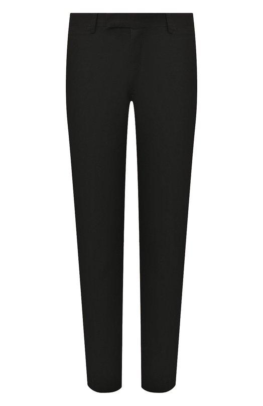Купить Хлопковые брюки Polo Ralph Lauren, 710644988, Индонезия, Черный, Хлопок: 97%; Эластан: 3%;