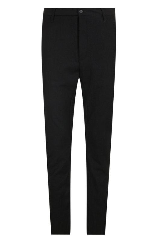 Купить Шерстяные брюки свободного кроя Poeme Bohemien Италия 5194291 PT-120/W-517