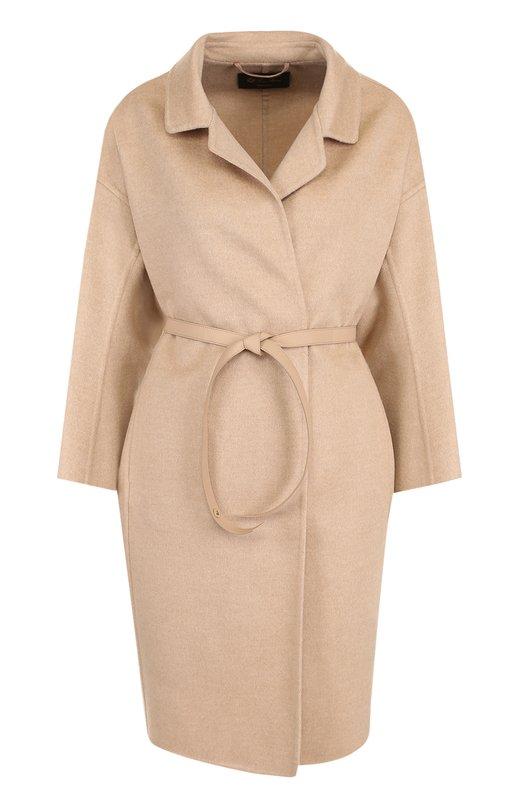 Кашемировое пальто с поясом Loro Piana Loro Piana
