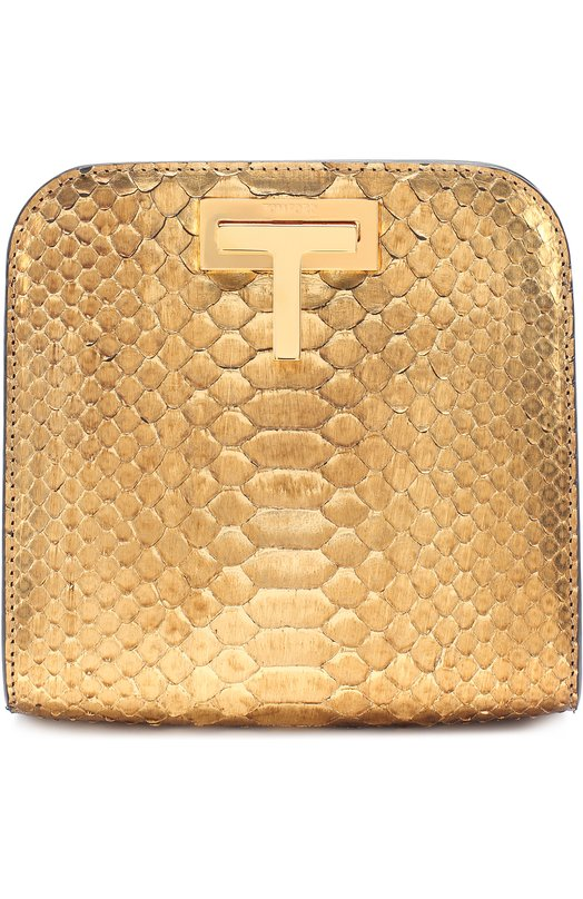 Купить Сумка Saskia из кожи питона Tom Ford Италия 5195688 L1034T-P45