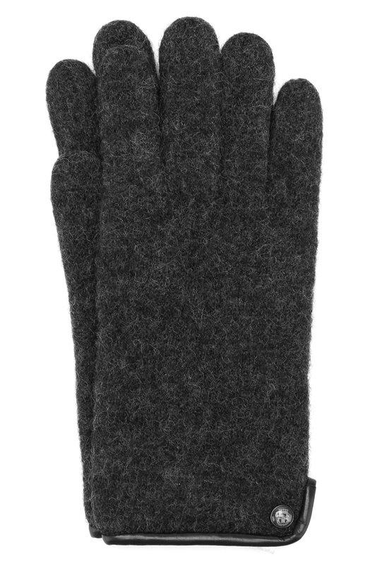 Шерстяные перчатки Roeckl