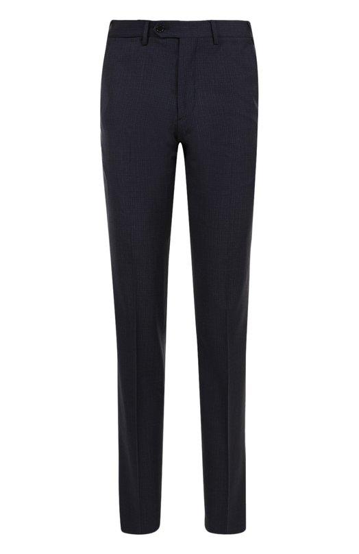 Купить Шерстяные брюки прямого кроя Armani Collezioni Италия 5193159 ZCP0B0/ZC252
