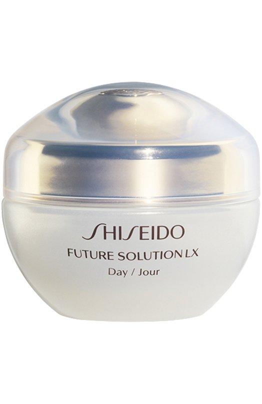 Купить Крем для комплексной защиты кожи Future Solution LX Shiseido, 13920SH, Италия, Бесцветный