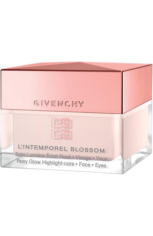 Купить Активатор сияния для лица и кожи вокруг глаз L`Intemporel Blossom Givenchy, P056123, Франция, Бесцветный